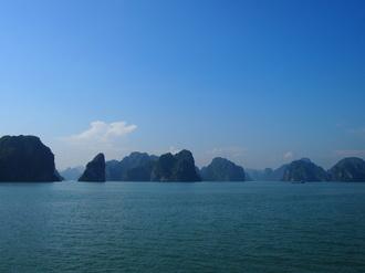ハロン湾(ベトナム)
