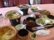 小豆島 昼食