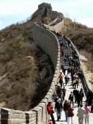 万里の長城 北京といえば定番の観光地ですが、この先にスペシャルをご用意