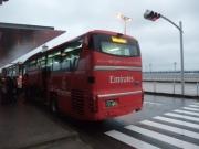 エミレーツ航空シャトルバス
