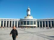 巨大な天津駅!
