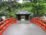 須磨寺 入り口
