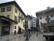 イタリアのクールマイユールの街並み。
