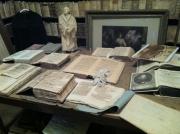 ミヒャエル教会の図書室
