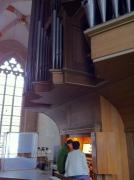 聖ブラージウスでのオルガン演奏